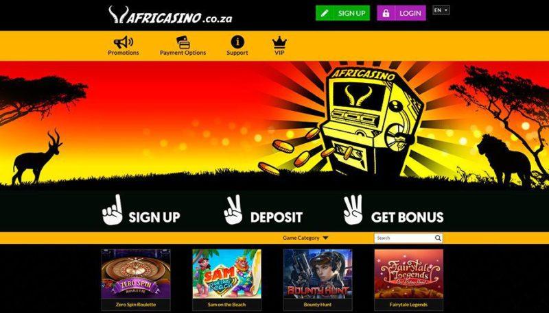 AfriCasino online casino