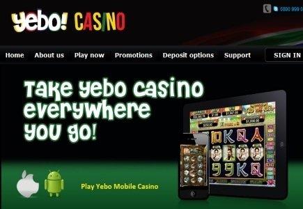 yebo casino welcome bonus